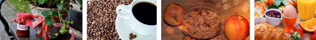 frühstück bei Ria in Pörtschach am Wörthersee