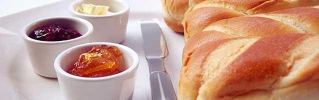 Frühstück bei Ria