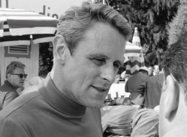 Christoph von Mayenburg - Wörthersee 1966