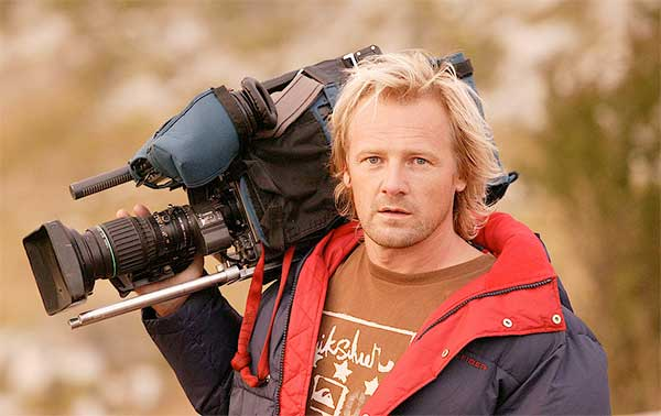 Gerald Salmina Filmemeacher aus Pörtschach
